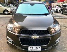 Chevrolet CAPTIVA ดีเซล ปี 2012 รุ่น 2.0 LTZ