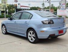 Mazda 3 2.0 (ปี 2008) Maxx Sedan AT ราคา 279,000 บาท