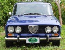 1972 Alfa Romeo Berlina 1750 4 door sports saloon