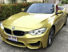 Bmw420 M-Sport convertrible Coupe 2015