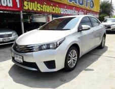 Toyota Altis sedan ปี 2014 *รถสวยเกรด A*