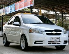 Chevrolet Aveo 1.6 CNG AT 2013 ฟรีดาวน์