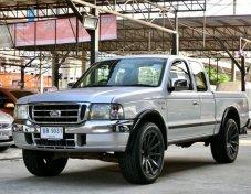 Ford Ranger open cab hi-rider wlt 2.5 ซีซี  เทอโบ ปี2005 ออกรถ 9,000