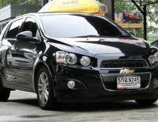 Chevrolet Sonic 1.4 AT LTZ 2013 ฟรีดาวน์