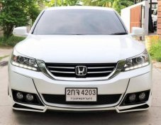HONDA ACCORD 2.0 NAVI ปี2013 sedan