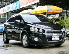 Chevrolet sonic 1.4 AT 2013 ฟรีดาวน์ครับ