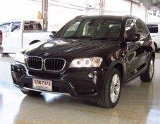 ขายรถ BMW X3 xDrive20d 2013 รถสวยราคาดี