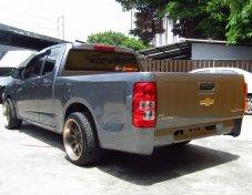 9 บาทออกรถเครดิตดีฟรีดาวน์ Chevrolet COLORADO 2.5 LS ปี 2014 สีเทา เกียร์ MT