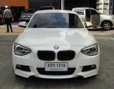 BMW 116i F20 สีขาว ปี 2014