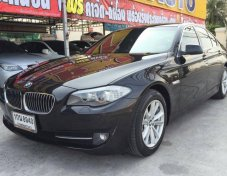 BMW 520d   ปี2012จด 2013 ราคาโปรสุดๆ *รถสวยเกรด A*