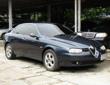 ขายด่วน! ALFA ROMEO 156 รถเก๋ง 4 ประตู ที่ กรุงเทพมหานคร