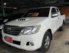 2014 TOYOTA Hilux Vigo E รถกระบะ