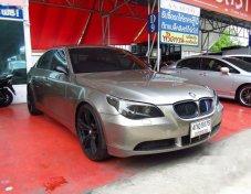 ขายรถ BMW 525i SE 2005 ราคาดี