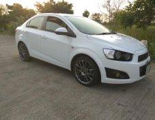 Chevrolet Sonic 1.4LT ปี 2012