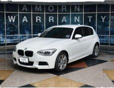 2013 BMW 116i รถเก๋ง 5 ประตู สวยสุดๆ