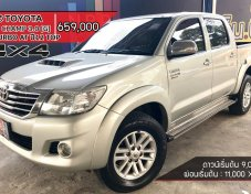 TOYOTA HILUX VIGO CHAMP 3.0[G] PRERUNNER VN TURBO 4X4 AT ปี 12 TOP