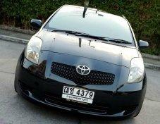 ขาย Toyota Yaris 1.5E เบนซิน ปี 2008 รถสวยพร้อมใช้งานครับ