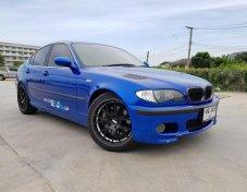 ขาย BMW 330i E46 ปี 2002 แต่งเต็ม 315,000 บาท