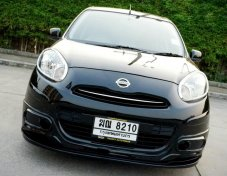 Nissan March 1.2E เบนซิน ปี 2012