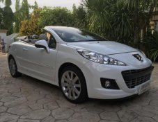 2012 PEUGEOT 207 รับประกันใช้ดี