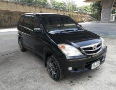 2007 Toyota AVANZA 1.5E รถสวยพร้อมใช้ถูกสุดในตลาด
