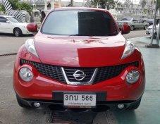 Nissan Juke 1.6 V ปี 2014 สีแดง