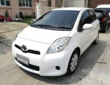 ขาย TOYOTA Yaris 1.5E Auto ปี2012 ปลายปี ตัวสุดท้ายก่อนเปลี่ยนโฉม