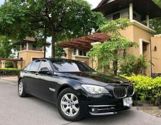 2013 BMW 730Ld รับประกันใช้ดี