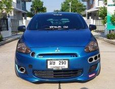 2012 Mitsubishi Mirage GL hatchback 🚘ราคาเพียง 199,000 บาท ⬆️เครดิตดีฟรีดาวน์ จ้า