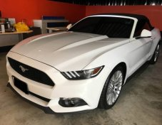 2017 Ford Mustang 2.3 EcoBoost Convertible รถพึ่ง 5 เดือน วิ่งแค่ 2 พันโล