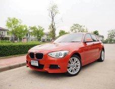 BMW 116i SportM A/T ปี 2014