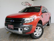 FORD RANGER WILDTRACK 2.2 4DR 2WD AT 2013 // ราคา 659,000 บาท