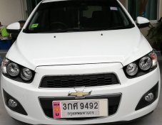 ขายด่วน Chevrolet Sonic 1.4 LT ปี 2013 สนใจต่อรองได้