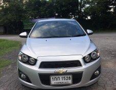 Chevrolet Sonic 2012 sedan