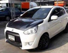 2012 Mitsubishi Mirage GLX hatchback ราคา 319,000 บาท