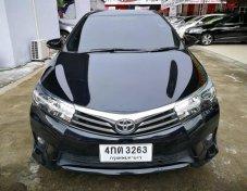 2015 Toyota Corolla Altis E sedan