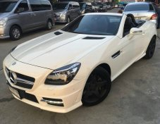 2012 Mercedes-Benz SLK200 AMG Sports coupe  ราคา 1,998,000 บาท