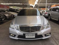 Mercedes-Benz E220 CDI BlueEFFICIENCY 2.2 W212 (ปี 2011) Avantgarde Sedan AT