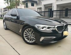 BMW 520d G30(ปี2017) Luxury Executive Sedan