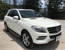 2012 Mercedes-Benz ML250 CDI AMG Sports suv