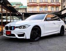 2016 BMW 320d Sport sedan