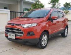 2014 Ford EcoSport 1.5Trend ขายถูกสุด เน้นไปไว ใครสนรีบมาดูเลยครับ