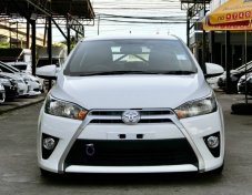 Toyota New Yaris 1.2 AT 2013 ฟรีดาวน์ครับ