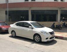 ขายรถ Nissan Almera 1.2 ES รุ่นรอง Top ปี 2012 สภาพสวยมาก วิ่งน้อย เลขไมล์ 20,000 กว่าโล ราคาถุกมาก