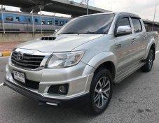 Vigo Cham 3.0 G Auto 4 WD TRD ปี 2012