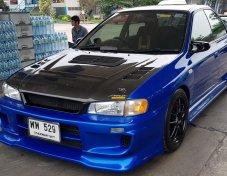 399,000 บาท คุ้มมาก Subaru Impreza GC8 ปี1997 เครื่องคอแดง เกียรธรรมดา แต่งไปเยอะ