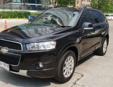 Chevrolet Captiva LSX 2012 ปี 2012