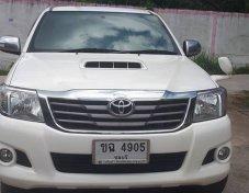 2012 Toyota HILUX VIGO D4D pickup