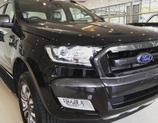 2018 Ford RANGER WildTrak pickup