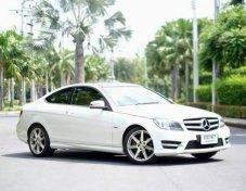 2011 Benz C 180 coupe Amg full option